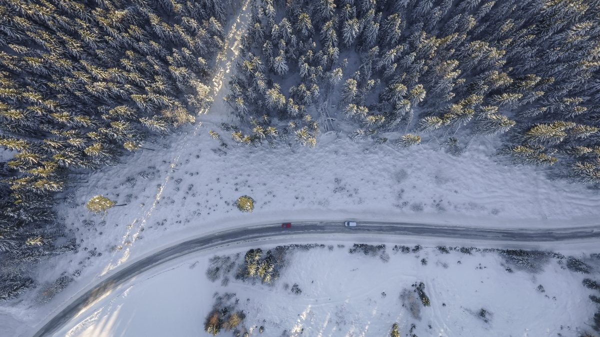 Why Studded Tires Are The Best For Harsh Winter Weather