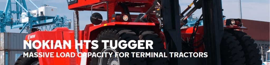 terminal truck tires